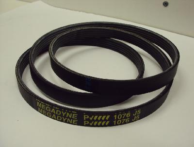 Remeň 1076J Whirlpool AWG650