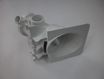Filter čerpadla kompl.Whirlpool AWM242...