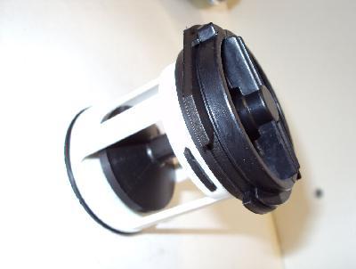 Filter čerpadla Whirlpool /bajonet/