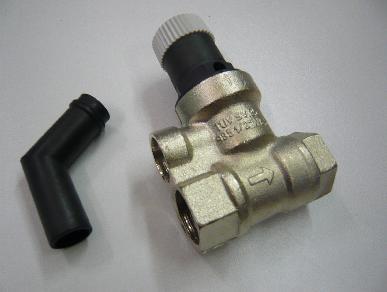 Poistný ventil BSZ 6 do bojlera Tatramat