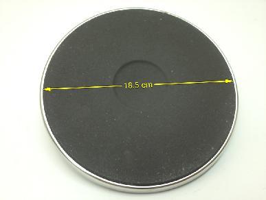Platňa liatinová 180 1500W varičová